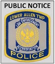 Public Notice Police