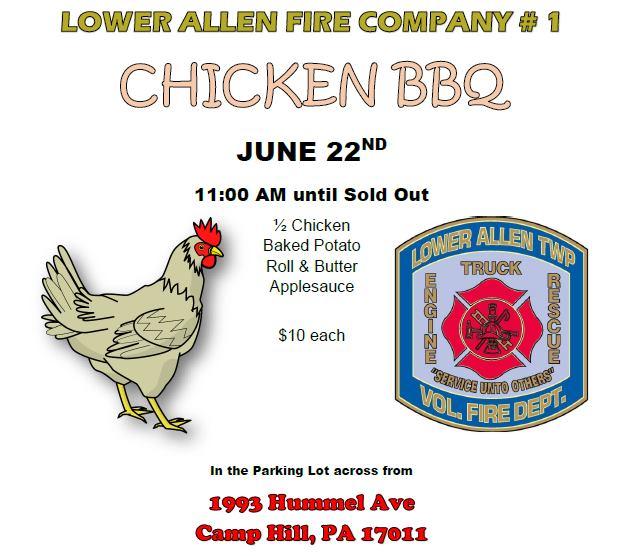 LA Fire Chicken BBQ