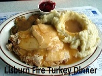 Lisburn Turkey Dinner