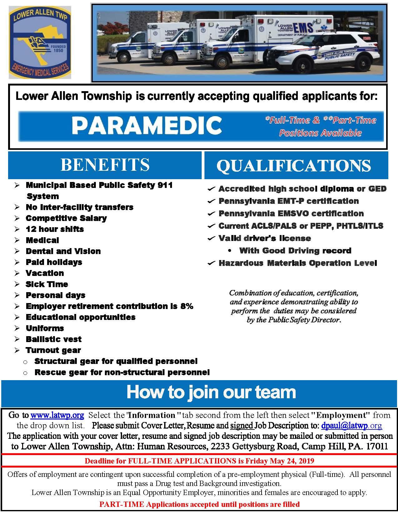 Paramedic Flyer.revised0519