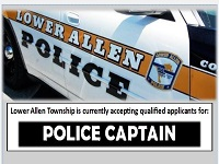 Police Captain Post Image